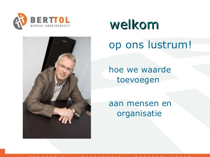 Powerpoint lustrum