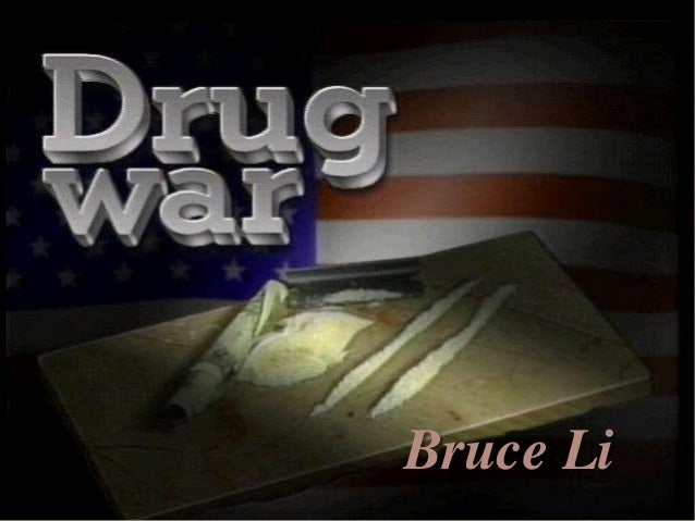 Powerpoint of mexican drug war