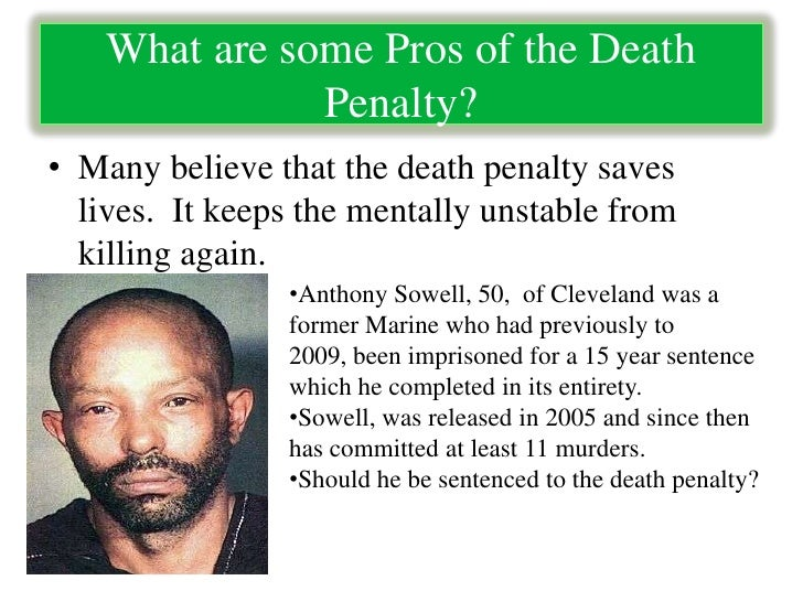 Race and the death penalty essay