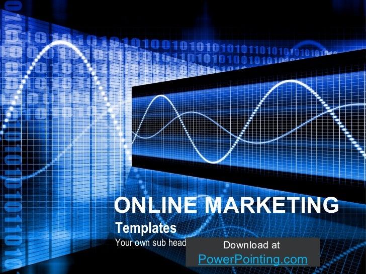 Powerpoint Online Marketing