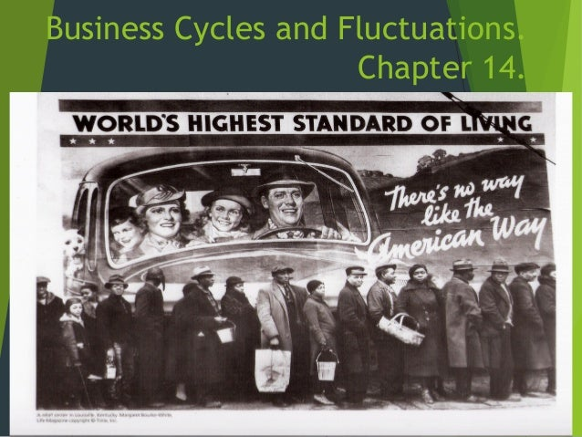 business cycle and fluctuation presentation