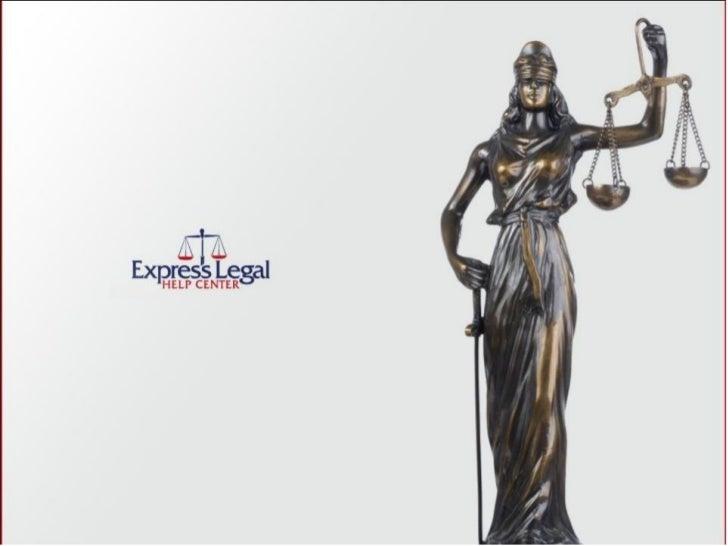 Legal Document Preparation & Filing Services