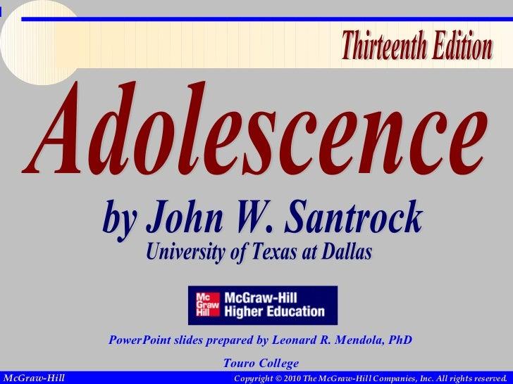 1              PowerPoint slides prepared by Leonard R. Mendola, PhD                                 Touro CollegeMcGraw-H...