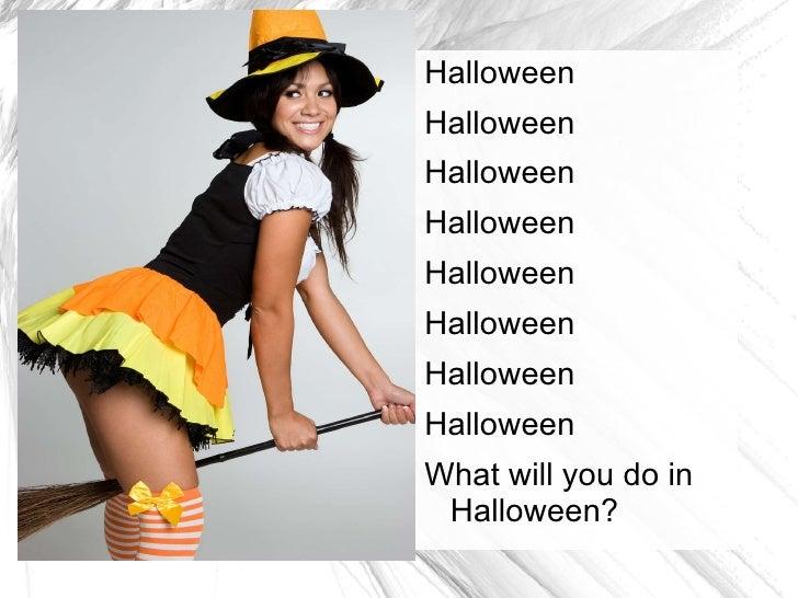 <ul><li>Halloween