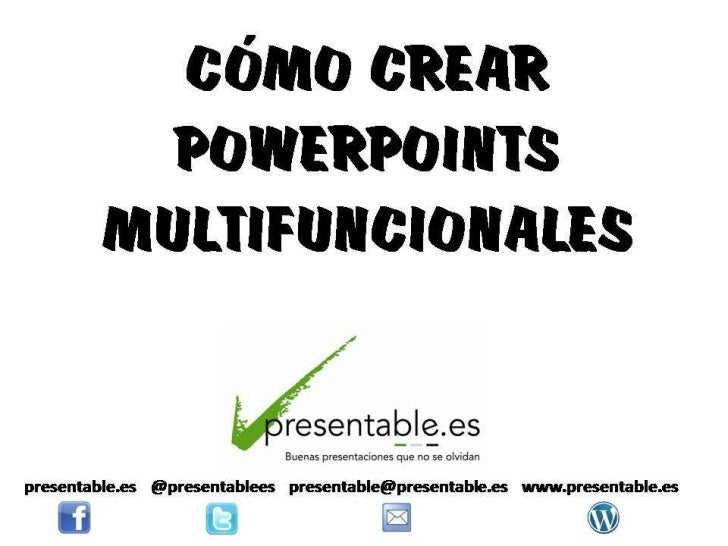 Power points multifuncionales