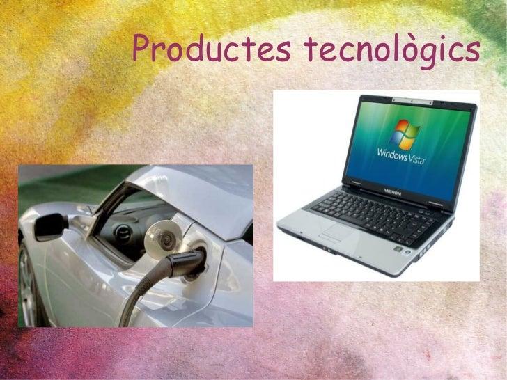 power point de tecnologia d'Olga Castellà San Juan