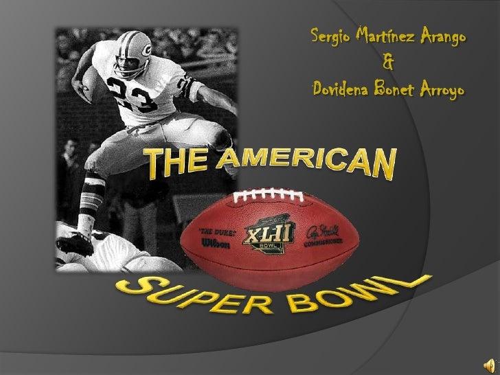 Webquest Super Bowl