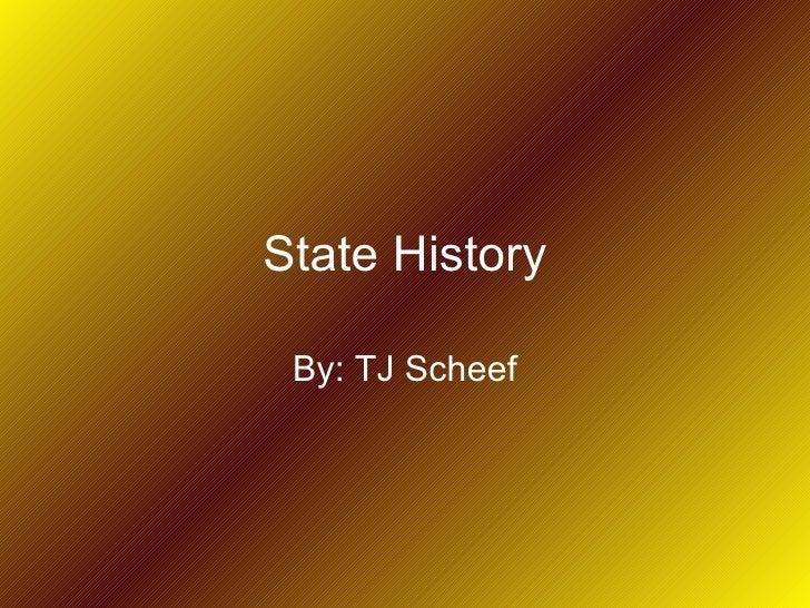 Powerpoint test TJ Scheef