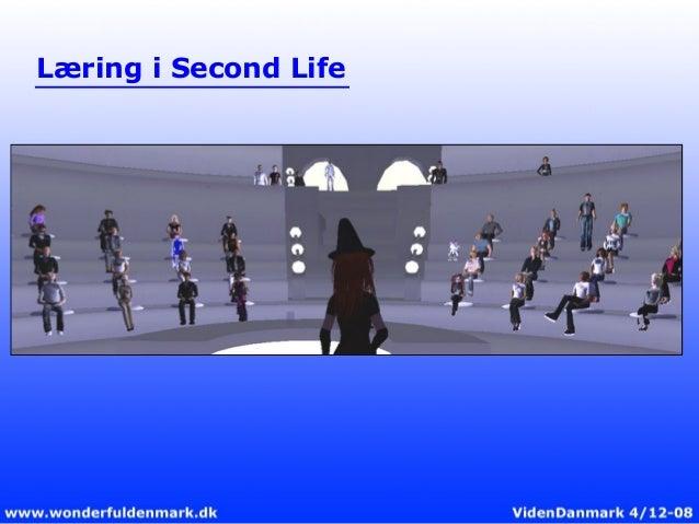 Læring i Second Life