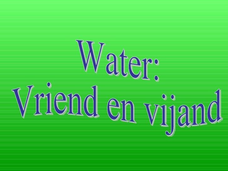 Powerpoint WON Water