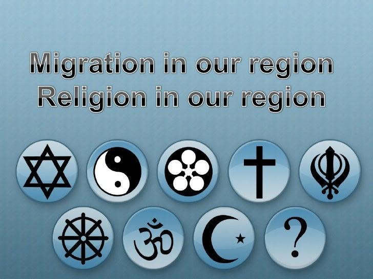 Religion in Spain. Comenius