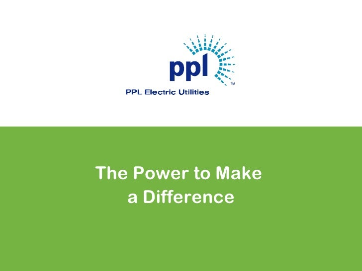 Power to make a difference_updated 02072011