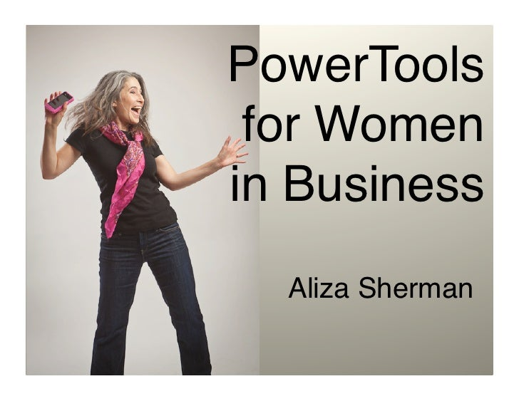 PowerTools for Women 
