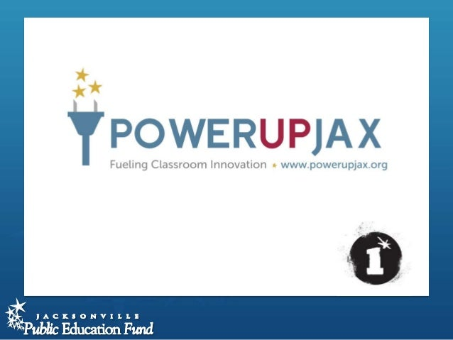 PowerUP Jax is an project of the Jacksonville Public Education Fund. We are an independent nonprofit working to inform and...
