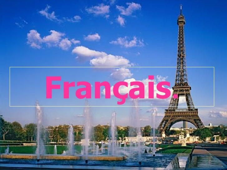 Français .