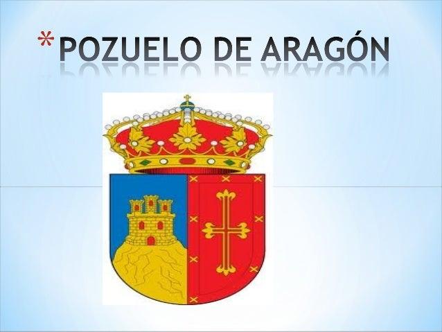 POZUELO DE ARAGÓN