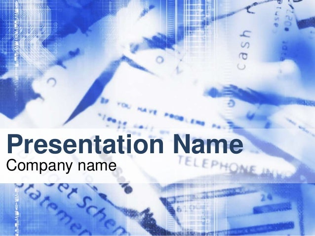 Directory Information Free PowerPoint templates