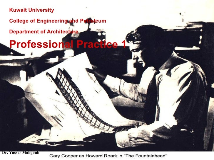 The Architecture Profession