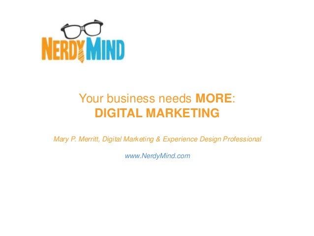 Denver ISS Digital Marketing Presentation