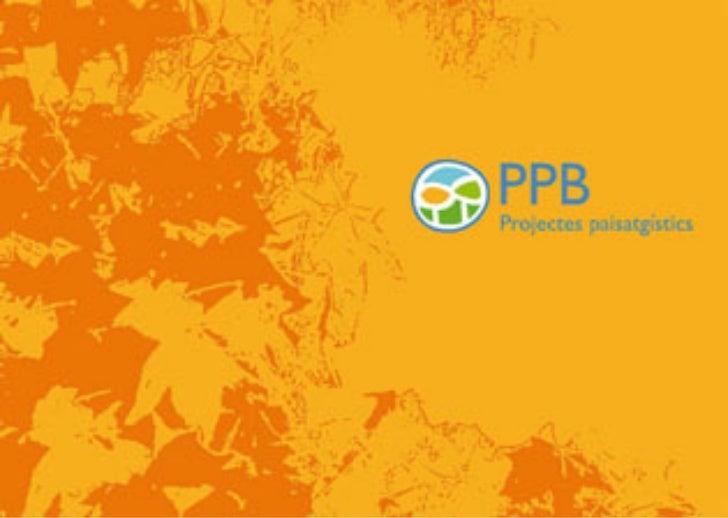 PPB | Projectes Paisatgístics de Balears
