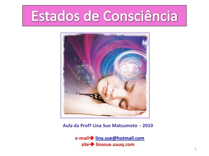 PPB  - Aula 4 - Consciencia