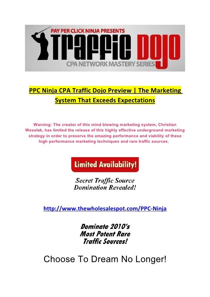 PPC Ninja Marketing System