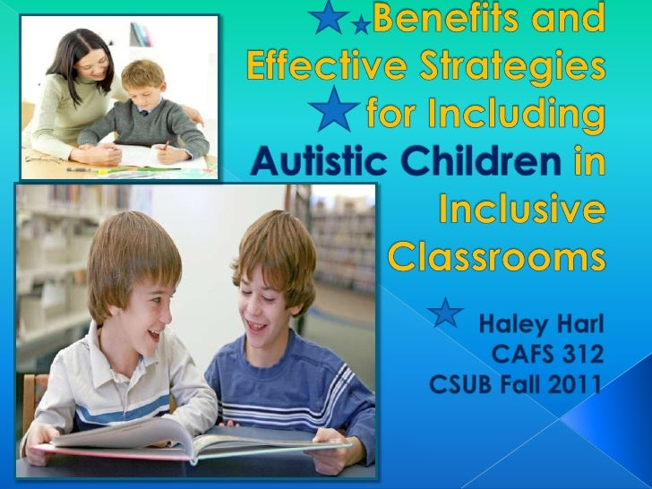 """Autism is one of        """"Autism affects information Typically children        the many                processing in the br..."""