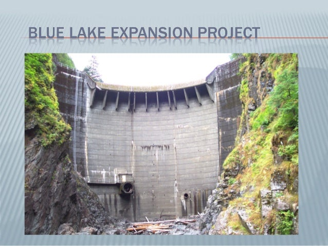Sitka's Blue Lake Project - by Dean Orbison