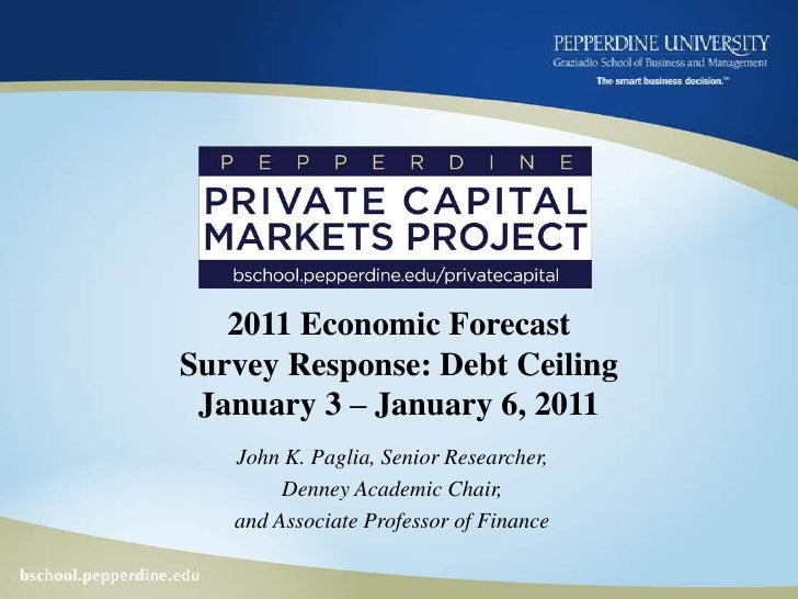 PPCMP Debt Ceiling Responses 1.06.2011