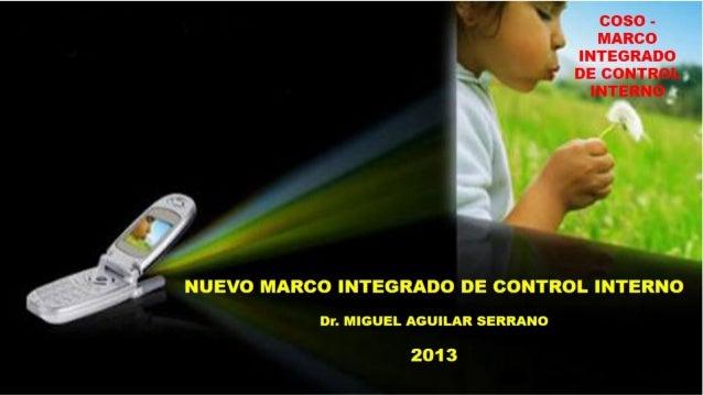 Pp coso nuevo marco integrado de control interno 12.abr.2013