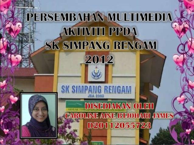 PENGENALAN Bilik Sumber Pencegahan dadah SK Simpang Rengam telah ditubuhkan pada tahun 2011. Iaditubuhkan bertujuan untuk ...