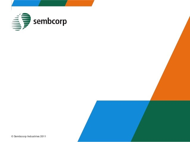© Sembcorp Industries 2011