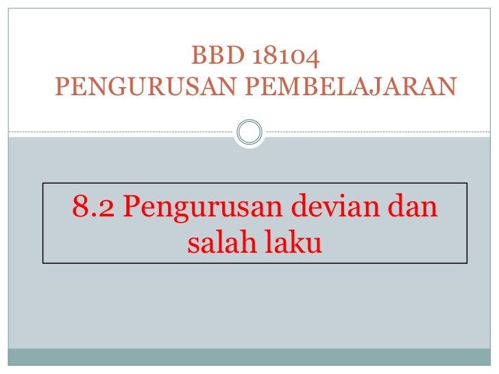 P  Patemetik  G5  Mumpulan  S ( 8.2  Kengurusan  Cevian Dan  Palah  Daku )