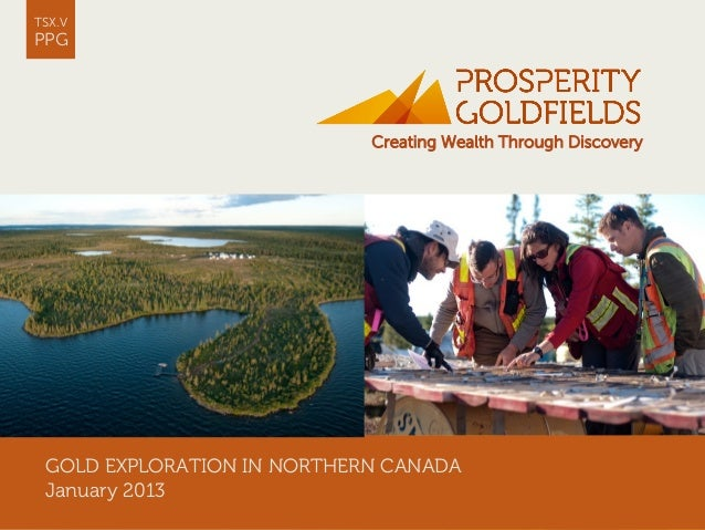 Prosperity Goldfields - Defining Nunavut's Newest Gold Camp