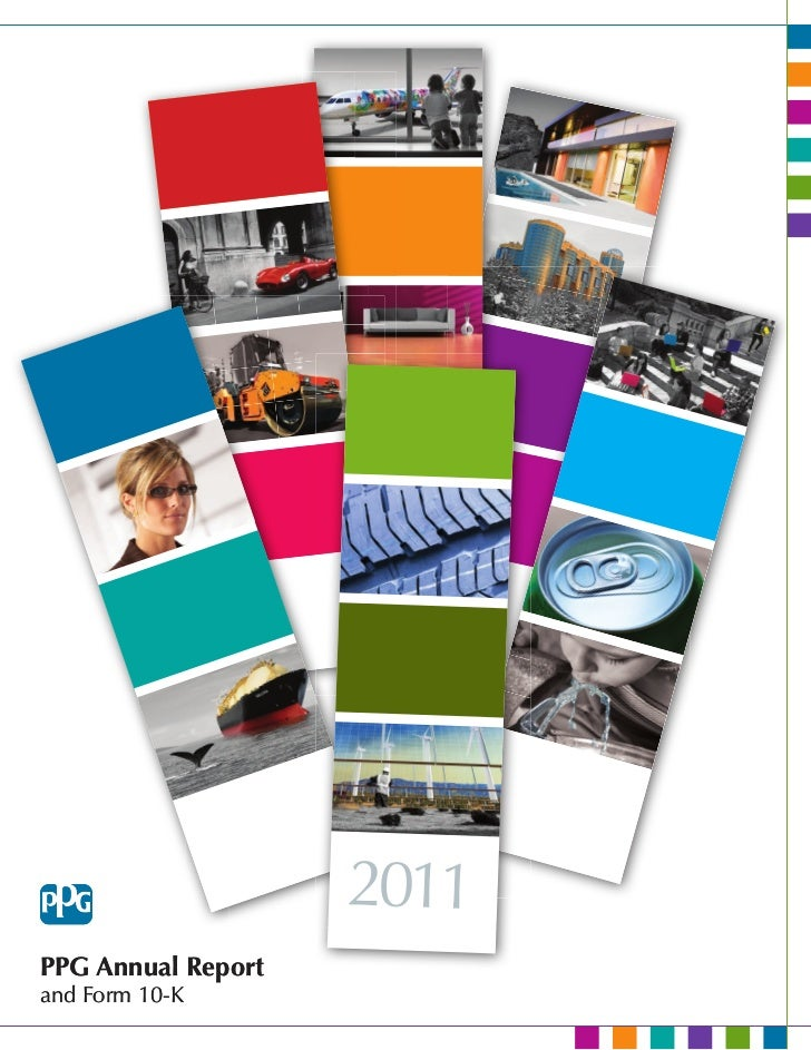 2011 PPG Industries Annual Report and Form 10K