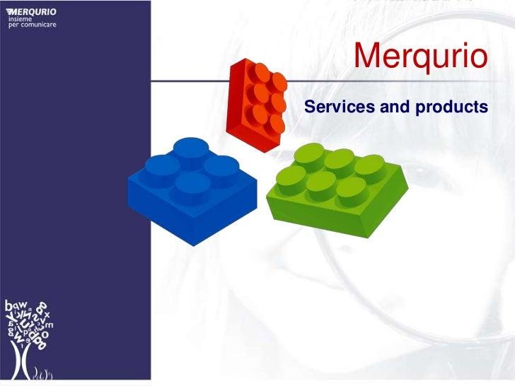Merqurio - English - Presentation