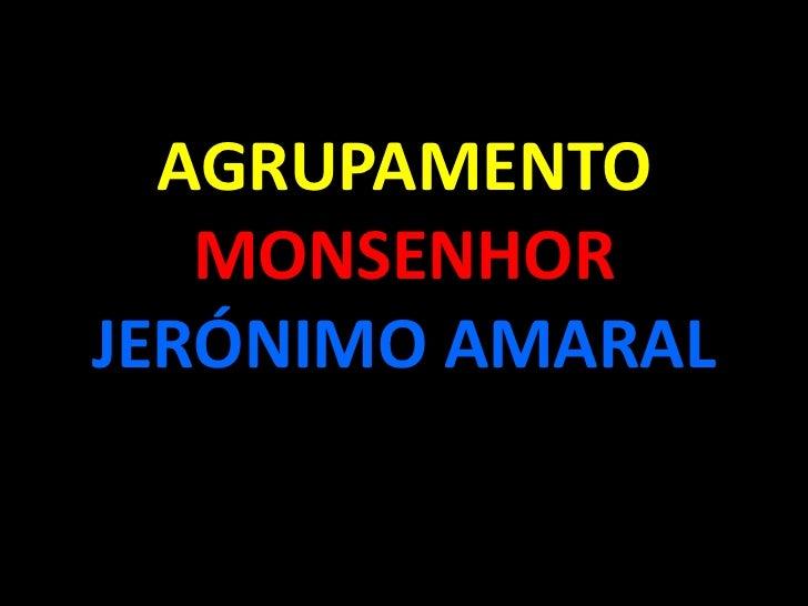 INOVAR A LER+ Agrupamento Monsenhor Jerónimo Amaral