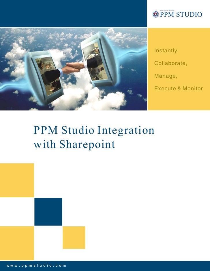 Ppm Sharepoint Ver1