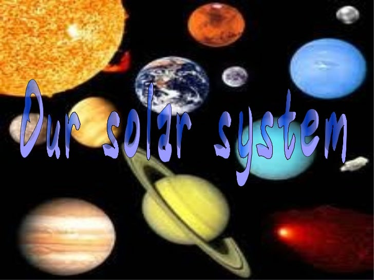 Pp our solar system, Javier, Isabel and Andrea