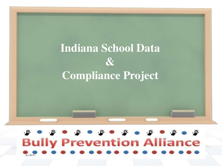 Indiana School Data<br />&<br />Compliance Project<br />
