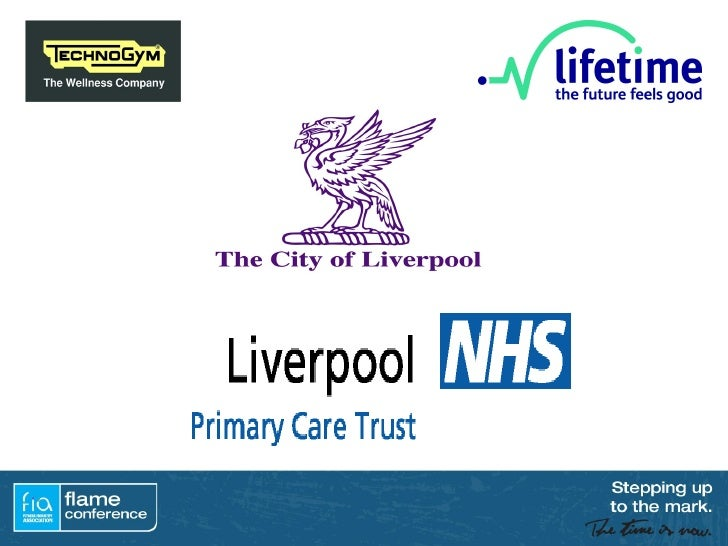Liverpool NHS Primary Care Trust - Mark Jones