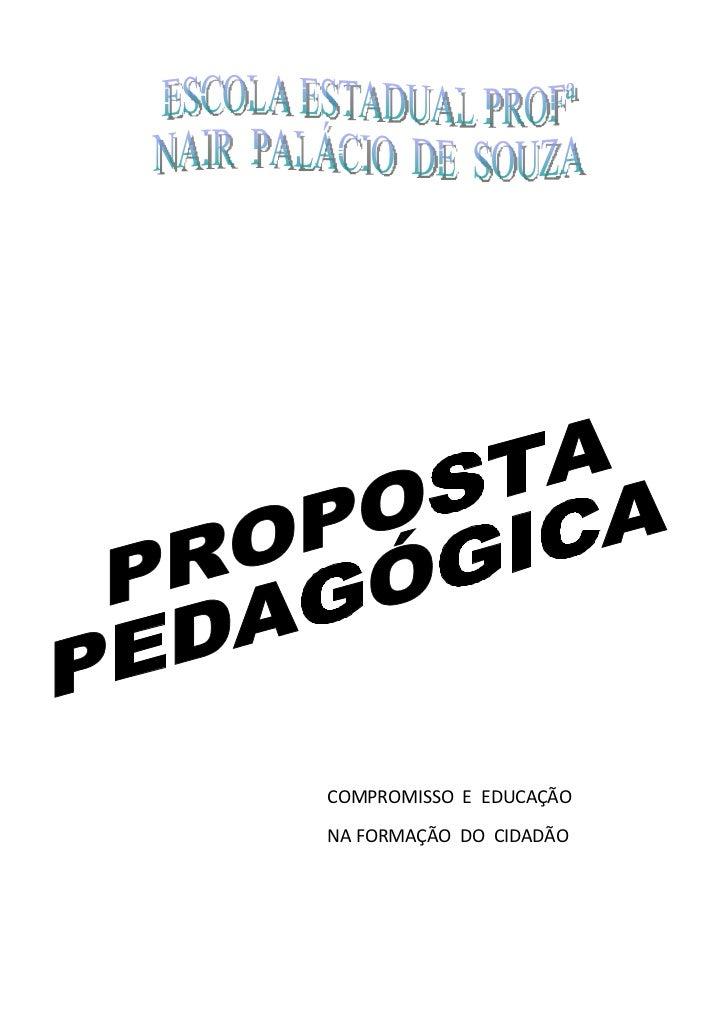 COMPROMISSO E EDUCAÇÃONA FORMAÇÃO DO CIDADÃO