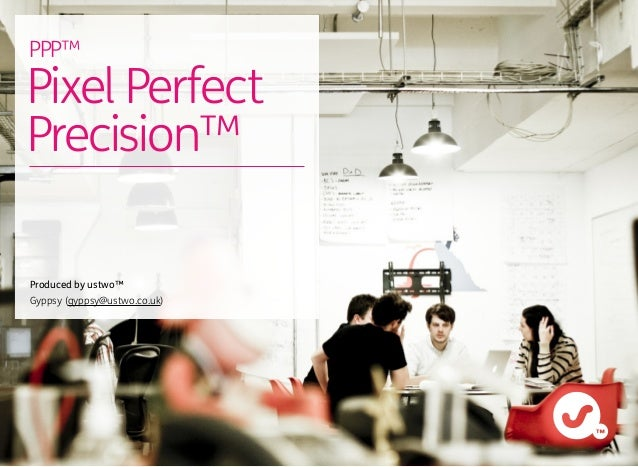 Pixel Perfect Precision (how to do your design clean and neat)