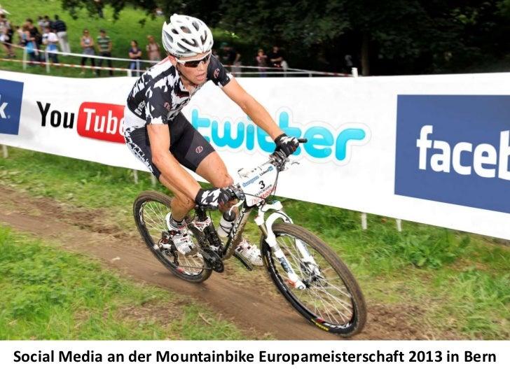 Social Media an der Mountainbike Europameisterschaft 2013 in Bern