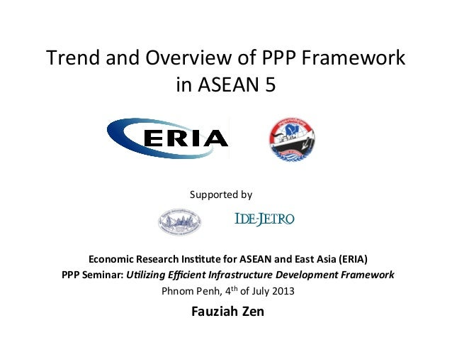 Trends and Overview of PPP in ASEAN