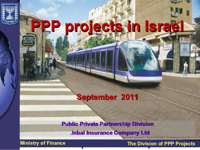 Ppp in israel 2009