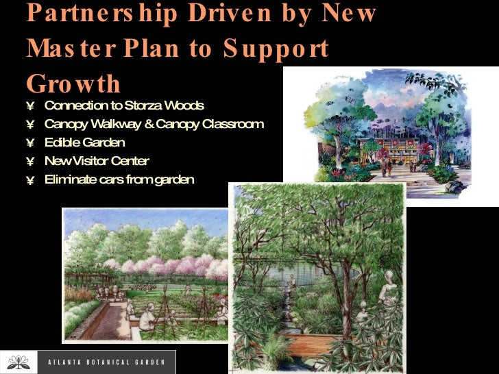 Partnership Driven by New Master Plan to Support Growth <ul><li>Connection to Storza Woods </li></ul><ul><li>Canopy Walkwa...