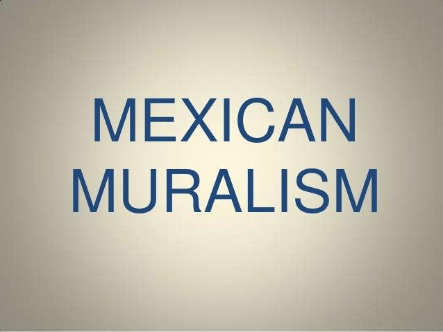 9th- LATIN AMERICA. MEXICAN MURALISM: Tech tool workshop. Bim III. 2012-2013