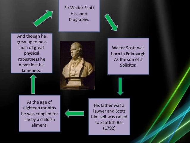 Sir Walter Scott and jane austen