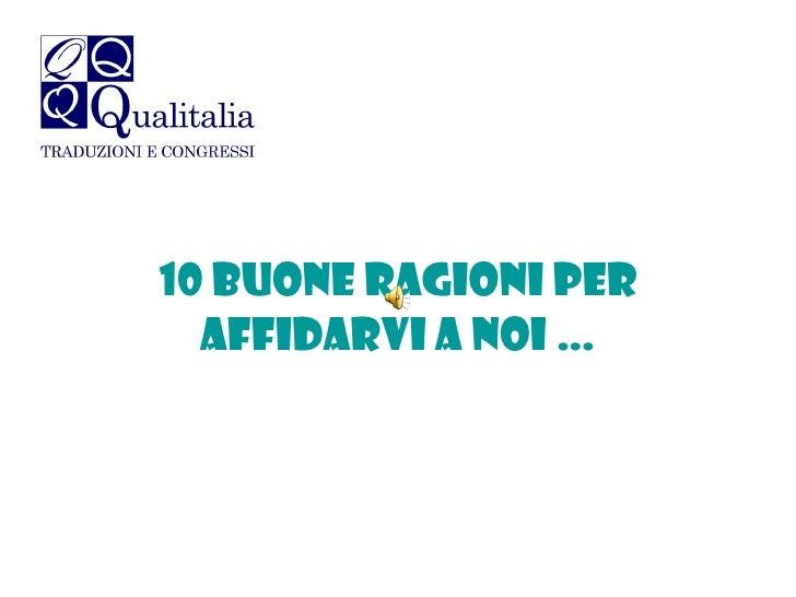 Qualitalia